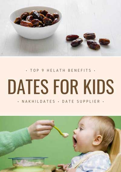Dates for kids
